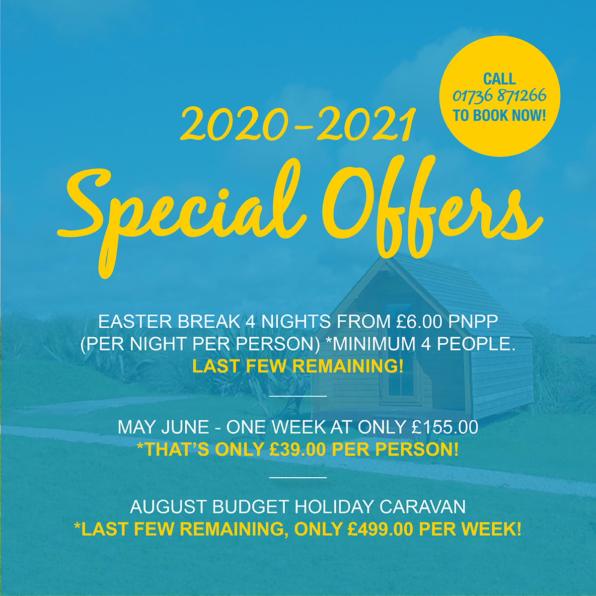 seaview special offers
